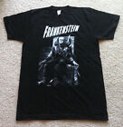 *FRANKENSTEIN* ...... Black Graphic T-Shirt