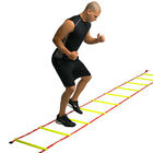 Big Agility Speed Rungs Ladder Football Bag Clip Sport Running Training Footwork
