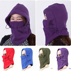 Winter Thermal Warm Balaclava Mens Mask Caps Swat Ski Bike Windproof Mask Hats