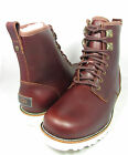 NEW MEN UGG AUSTRALIA HANNEN BOOT 3240 CORDOVAN LEATHER ORIGINAL