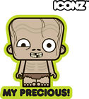 ICONZ CARTOON TEE SHIRT THE HOBBIT GOLLUM TOLKIEN THE LORD OF THE RINGS