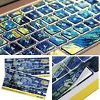 Keyboard Skin Cover Decal Art Sticker Protector for Macbook Pro 13 15 17 Air 13