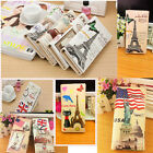 2014 Fashion Lady Women Long Purse Clutch Wallet Design Printing Bag Card Holder