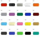 Handmade 40mm 55mm 57mm Wheel Centre Cap Plastic Badges Set Universal Fit Custom