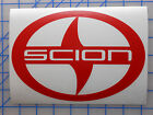 "LARGE Scion Emblem Sticker Decal 24""x16"" Toyota iQ xD xB tC FR-S S1R Rear Window $23.99 USD on eBay"