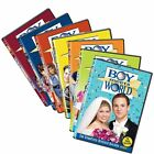 BOY MEETS WORLD: THE COMPLETE SERIES, SEASONS 1-7, Region 1 dvd BRAND NEW!