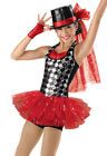 NEW 'Friends Could See Me Now' Tap Jazz Dance Pageant OOC Competition Costume