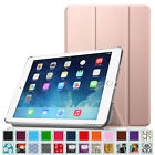 Fintie Super Slim Smart Case w Anti-Slip Back Cover for Apple iPad Air 2 2014
