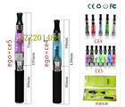 CE4 / 5 Vaporizer Vape Pen Clearomizers With 1100mAh Battery &Charger Starter Kit