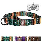Leather Dog Collar Personalized ID Tag Custom Engraved Greyhound Lurcher Whippet
