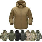 Внешний вид - Men Outdoor Jacket Waterproof TAD Coat Shark Skin Soft Shell Hoodie Hunting ESDY