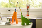 j-me Fun Childrens Toothbrush Holders - Grace the Giraffe or Diego the Dinosaur