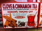 TURKISH CLOVE CINNAMON TEA TEE INSTANT GRANULATED,THE BEST BRAND of TURKEY,KOSKA