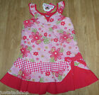 Jelly the Pug girl summer dress  5-6 y  BNWT designer