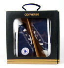 Converse First Star Crib Shoes - Navy