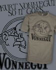 Kurt Vonnegut - Vintage Slaughterhouse Five 5 Book T-Shirt - Scoop V-Neck Raglan