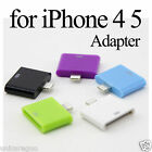 USB SYNC Data Cable Lightning Adaptor for iPad 1 2 3 4 Air Mini iPhone 4 5 5S 6