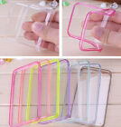 For Apple iPhone 6 (4.7) TPU Rubber Gel Ultra Thin Case Cover Transparent Clear