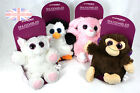 Heated Cuddly Monkey Sheep Rabbit Penguin Microwave Hot Wheat Bag Winter Warm