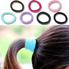 New High Quality Elastic Rope Ring Hairband Women Hair Band Ponytail Holder