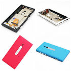 Housing Battery Back Rear Cover Door Case For Nokia Lumia 800 N800
