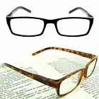 "READING GLASSES Men's Spring Temples TOP QUALITY ""SENATOR R286"" +1.25~+3.00"