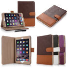 Folio Magnetic PU Leather Smart Cover Stand Case For Apple iPad Mini 1/2/3 New