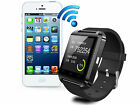 Smart Wrist Watch Bluetooth Smartphone Pedometer For iPhone Samsung IOS Android