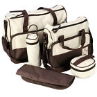 Multi Function Baby Pad Diaper Nappy Changing Tote Handbag Mummy Mother Bag фото