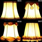 1 X Fabric Lampshade for Pendant Wall Lamp Light Ceiling Retro Living Room New