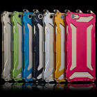 """1X Aluminum Shockproof Metal Back Case Cover For iPhone 6 6+ 4.7"""" Plus 5.5"""""""