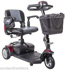 Drive Medical  Drive Medical Spitfire EX 1320 3 Wheel Mobility Scooter