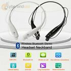 HTC ONE M8 M7 Wireless Bluetooth Sport Stereo Headphone iPhone 5 5s 6 Plus 6S S7