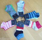 Tommy Hilfiger girl cotton socks x 2 BNWT 27-30, 31-34, 9-11.5, 12-1.5 UK