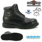 MENS LEE COOPER LEATHER SAFETY WORK BOOTS STEEL TOE CAP SHOES TRAINER HIKER SIZE