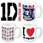 Tasse café officiel one direction 1d boysband cadeau cool pop pour elle