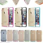 PC+TPU Ultra Thin Transparent Clear Case Cover Rubber For Apple iPhone 6 Plus