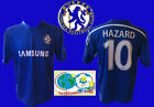 TOP FAN-OUT-FIT-CHELSEA LONDON 2014/16-EDEN HAZARD-GRÖßE XL-NEUWARE!