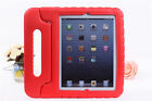 Kids Shock Proof Thick Foam EVA Handle Stand Case Cover for Apple ipad 2 3 4