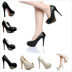 Elegant Women's High Heels Shoes Fit Evening Wedding Party