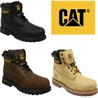 "Caterpillar CAT - Second Shift - 6""  Steel Toe Boot Style"