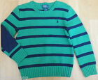 Ralph Lauren boy wool blend jumper 5-6 y BNWT designer