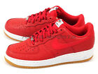 Nike Air Force 1 '07 LV8 AF Low Croc Classic University Red-White 718152-600