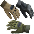 Tactical Military Motorcycle Outdoor Sports Airsoft Shooting Full Finger Gloves