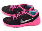 Nike Wmns Free 5.0 TR Fit 5 Warm Lightweight Black/Silver-Pink Pow 704697-002
