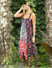 *SALE* NOMADS fair trade BOHO hippy FLOATY gypsy STRAPPY sun DRESS 10-18 BNWT