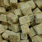 FREEZE DRIED  TUBIFEX FISH FOOD CUBES 50G FOR AQUARIUM DISCUSS CICHILD FISH