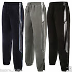 NEW  MENS BOYS CASUAL SILKY TRACKSUIT JOGGING BOTTOMS SWAETPANTS TROUSER JOGGERS