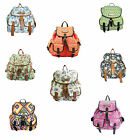 NEW ANNA SMITH LYDC LADIES BACKPACK RUCKSACK SCHOOL RETRO HAND BAG GIRLS