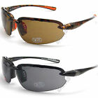 Eyelevel UV400 Polycarbonate Sports Sunglasses Mens Womens Wrap Around Frameless
